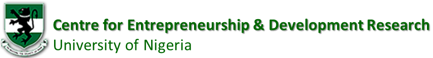 Centre for Entrepreneurship & Development Research, UNN